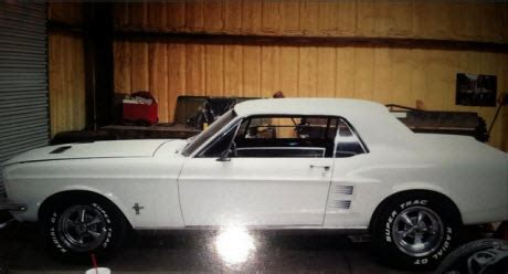 what happened to the ford mustang used in the steve you will never guess what happened to this beautiful 1967
