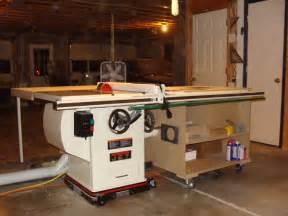 Jet Cabinet Saw Best Table Saw W Riving Knife 1000 1700 By Damian Penney Lumberjocks Woodworking
