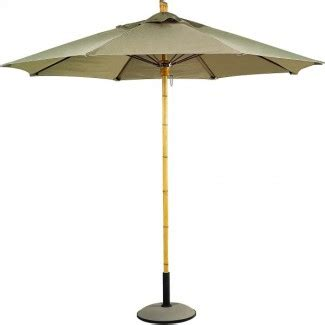 Bamboo Patio Umbrella Restaurant Umbrella Bambusa 9 Octagonal Restaurantfurniture