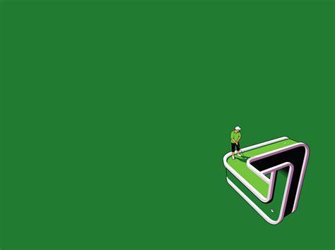 3d backgrounds for ppt slides 3d golf wallpapers backgrounds presnetation ppt