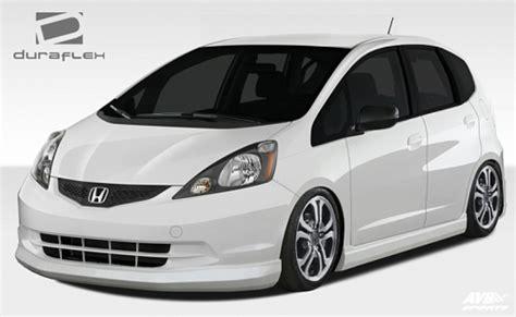 Sparepart Honda Jazz 2008 lipkit for honda jazz 2008 2015 avb sports car