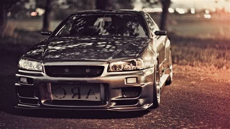 nissan skyline r34 wallpaper nissan skyline gtr r34 wallpapers 51 wallpapers