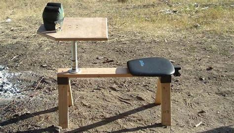 Bench Rest Plans by Best Portable Shooting Bench Predatormasters Forums