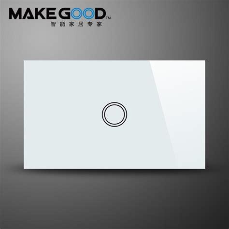 2018 australia us standard wall touch screen light switch