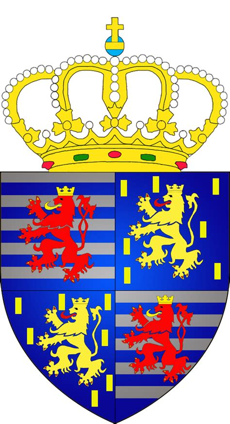 Armoiries Du Luxembourg by Armoiries Du Luxembourg