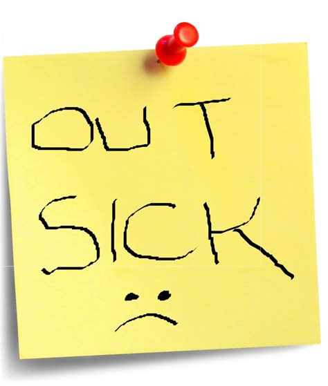 a sick day for 9 things bosses more than your taking a sick day part 2 hallie crawford