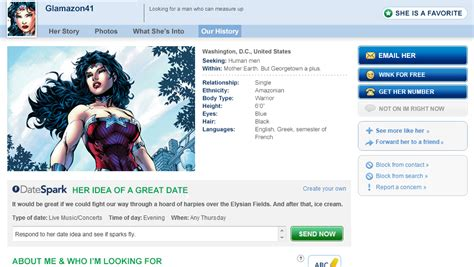 dating profile template superman s match profile is dating kryptonite