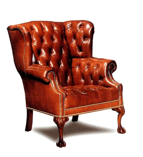norman upholstery leather chairs lake norman leather wing chair