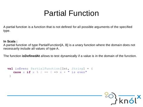 scala pattern matching partial functions functions in scala