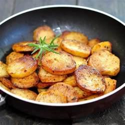 recette pommes de terre saut 233 es au beurre