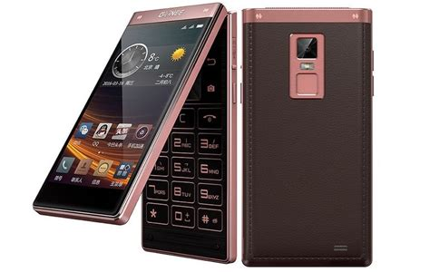 how to flip a on android gionee gets in on the high end flip phone nostalgia pocketnow