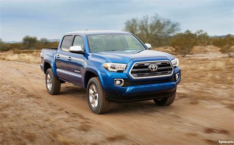 The All New 2016 Toyota Tacoma Car Reviews New Car Pictures For 2018 2019 The All New