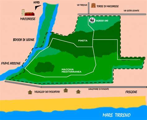 vasche di maccarese gestione aree protette programmanatura