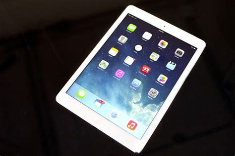 review apple ipad air wired