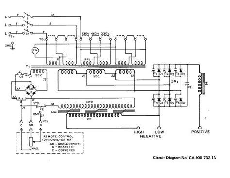 miller srh 333 to 240v single phase