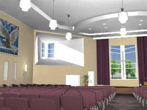 pentecostal church interior design fly  vw