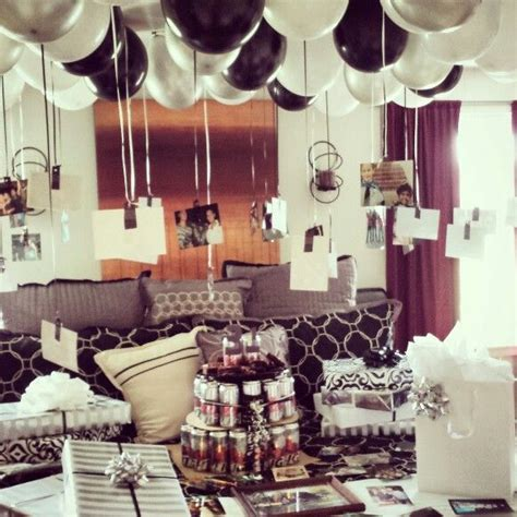 ideas for best 25 husband birthday surprises ideas on