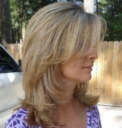to medium hairstyles with layers around the 70 brightest medium length layered haircuts and hairstyles