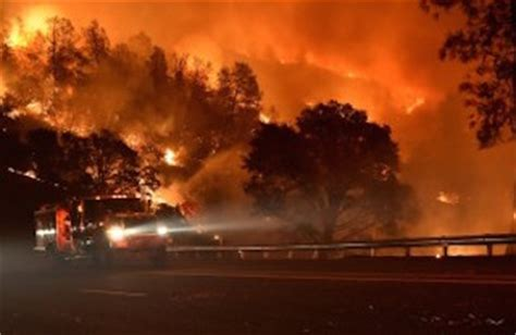 """could northern california's """"wildfires"""" be directly"""