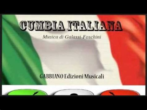 gabbiano edizioni musicali cumbia italiana musica di galassi foschini