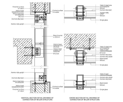 glass curtain wall details glass curtain wall details glazing curtain wall