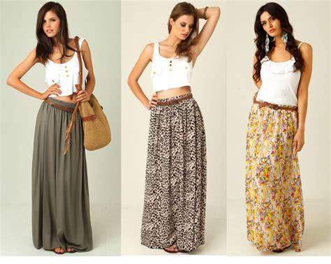 summer maxi skirt fashion belief