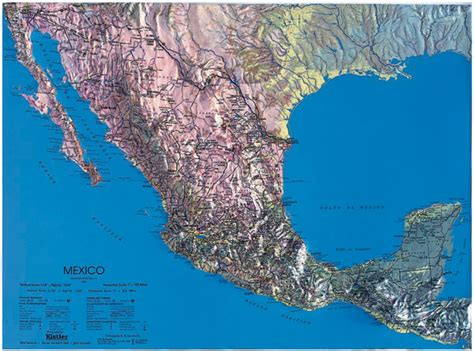 topographic map mexico the gallery for gt topographic world map