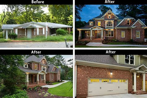 best ranch house remodel before and after ranch house
