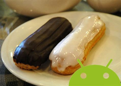 android eclair taste android 2 0 eclair from your own computer wired
