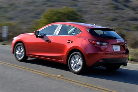 small mazda cars for 2014 mazda3 review best tech compact is also the best