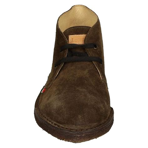 Handmade Mens Boots - brown suede leather s chukka boots handmade