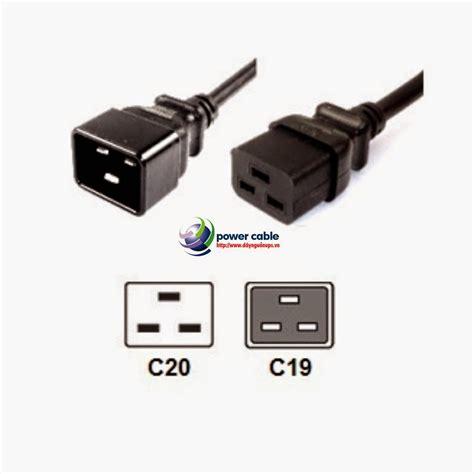 Diskon Kabel Ups Power Cord C19 C20 c19 to c20 netlinkhadaco
