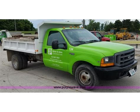 ford super duty truck bed for sale 1999 ford f350 super duty dump bed pickup truck for sale