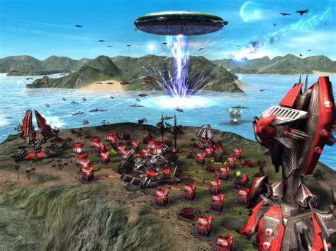 supreme commander forged alliance supcom forged alliance en 5 images