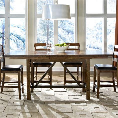 table santa clara santa clara counter height dining table intercon furniture