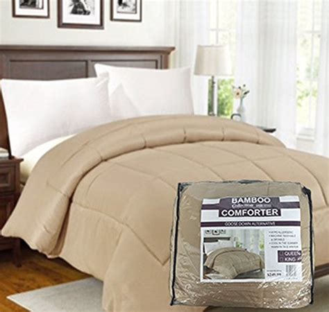 bamboo down comforter bamboo 1800 series collection goose down alternative hypo