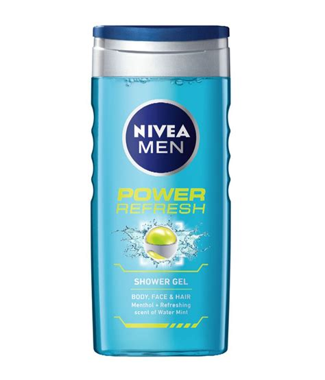Nivea Shower Gel by Nivea Power Refresh Shower Gel 500 Ml Buy Nivea