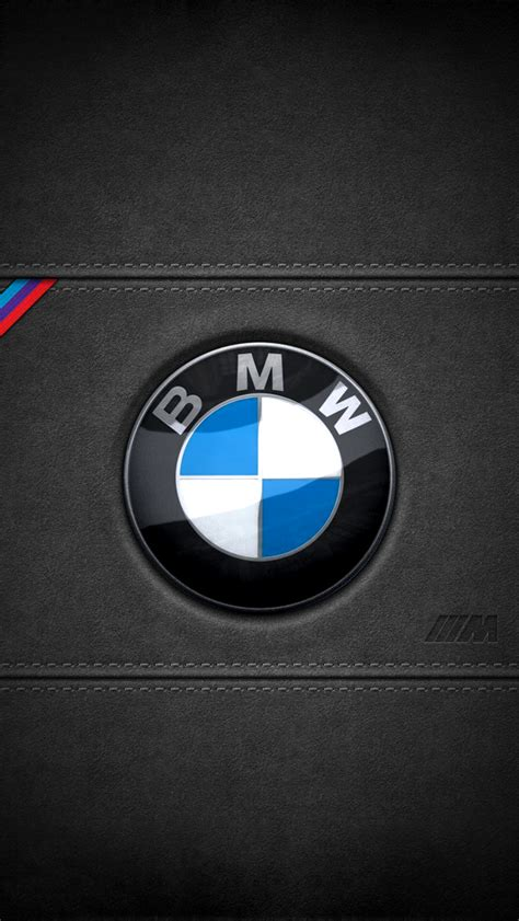 wallpaper for iphone 5 bmw bmw leather logo iphone 5 wallpaper 640x1136
