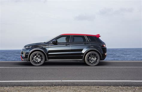 Range Rover Limited Editions by Range Rover Evoque Ember Limited Edition Agressividade M 225 Xima