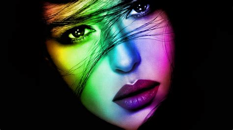 wallpaper abstract woman woman color abstract wallpaper by kamilpo1504 on deviantart