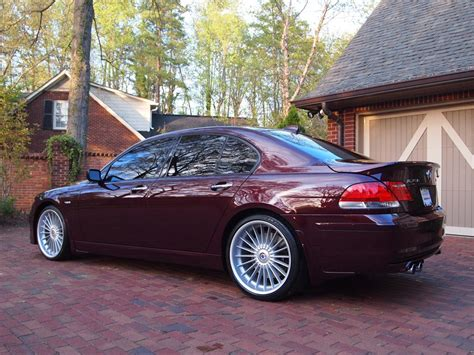 2007 bmw alpina b7 information and photos momentcar
