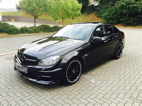 used 2011 mercedes c class 6 3 c63 amg edition 125 7g