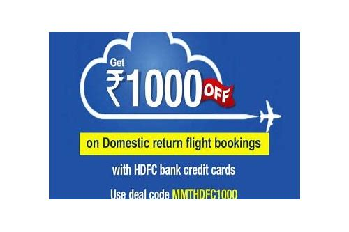 hdfc coupon code cleartrip