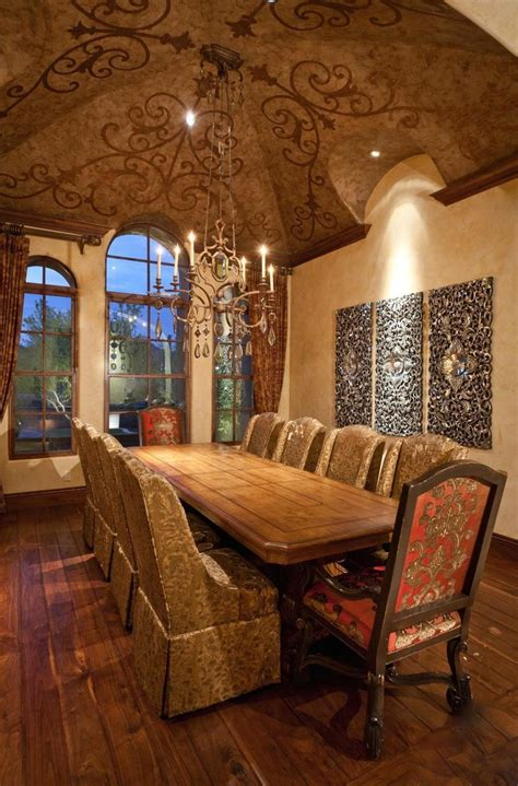 tuscan dining rooms 83 best images about tuscan decor and design on pinterest