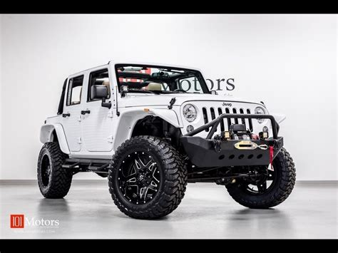 Jeep 2015 For Sale 2015 Jeep Wrangler Lifted For Sale Autos Post