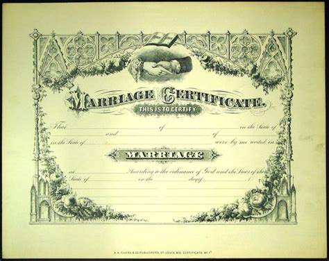 Oklahoma Marriage License Records Marriage Certificate Marriage License And Births On