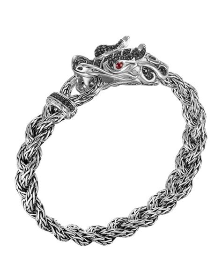 Batu Black Sapphire hardy batu naga black sapphire bracelet neiman