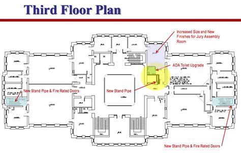 floor plan 3rd street third street courthouse floor plan