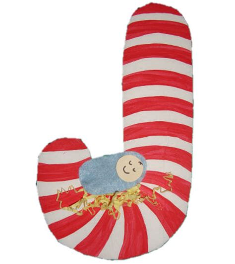 religious candy cane craft