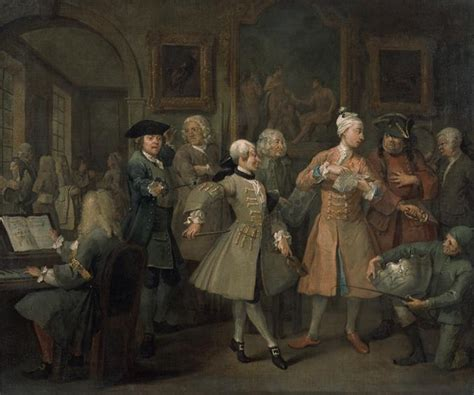8 Paintings By Hogarth by Knowns And Unknowns Knowledge Maverick